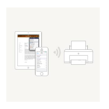set up your printer for AirPrint