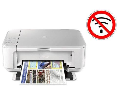 Canon Printer Won'T Connect To WiFi