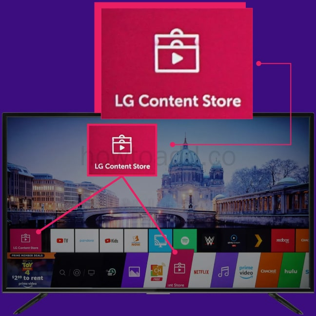how to add apps to lg tv