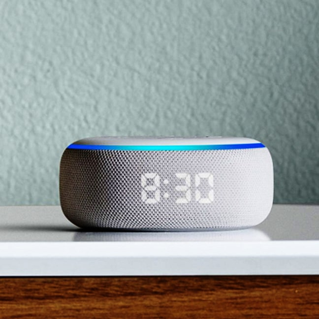 how to setup wifi on echo dot