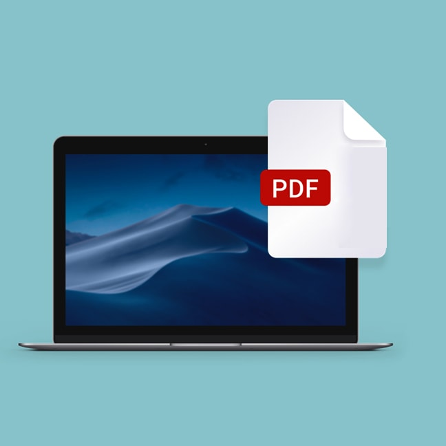 PDF not printing correctly on MAC