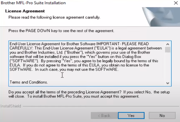 Driver License Agreement