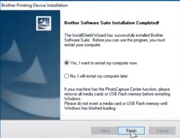 Brother Printer Device Installation